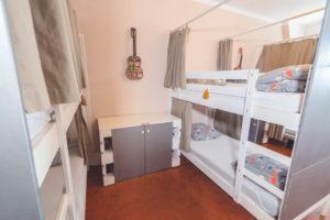 dortoir réservé aux femmes la Maïoun Guesthouse