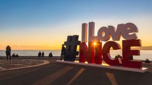 I love Nice à voir à faire à Nice